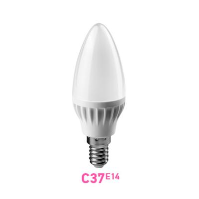 Лампа ОНЛАЙТ 71 632 OLL-C37-8-230-2.7K-E14-FRВ виде свечи<br>В интернет-магазине «Светодом» можно купить не только люстры и светильники, но и лампочки. В нашем каталоге представлены светодиодные, галогенные, энергосберегающие модели и лампы накаливания. В ассортименте имеются изделия разной мощности, поэтому у нас Вы сможете приобрести все необходимое для освещения.   Лампа ОНЛАЙТ 71 632 OLL-C37-8-230-2.7K-E14-FR обеспечит отличное качество освещения. При покупке ознакомьтесь с параметрами в разделе «Характеристики», чтобы не ошибиться в выборе. Там же указано, для каких осветительных приборов Вы можете использовать лампу ОНЛАЙТ 71 632 OLL-C37-8-230-2.7K-E14-FRОНЛАЙТ 71 632 OLL-C37-8-230-2.7K-E14-FR.   Для оформления покупки воспользуйтесь «Корзиной». При наличии вопросов Вы можете позвонить нашим менеджерам по одному из контактных номеров. Мы доставляем заказы в Москву, Екатеринбург и другие города России.<br><br>Цветовая t, К: 2700<br>Тип лампы: LED<br>Тип цоколя: E14<br>MAX мощность ламп, Вт: 8<br>Диаметр, мм мм: 37<br>Высота, мм: 106