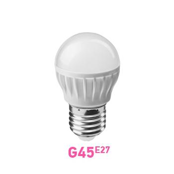 Лампа ОНЛАЙТ 71 626 OLL-G45-8-230-2.7K-E27В виде шарика<br>В интернет-магазине «Светодом» можно купить не только люстры и светильники, но и лампочки. В нашем каталоге представлены светодиодные, галогенные, энергосберегающие модели и лампы накаливания. В ассортименте имеются изделия разной мощности, поэтому у нас Вы сможете приобрести все необходимое для освещения.   Лампа ОНЛАЙТ 71 626 OLL-G45-8-230-2.7K-E27 обеспечит отличное качество освещения. При покупке ознакомьтесь с параметрами в разделе «Характеристики», чтобы не ошибиться в выборе. Там же указано, для каких осветительных приборов Вы можете использовать лампу ОНЛАЙТ 71 626 OLL-G45-8-230-2.7K-E27ОНЛАЙТ 71 626 OLL-G45-8-230-2.7K-E27.   Для оформления покупки воспользуйтесь «Корзиной». При наличии вопросов Вы можете позвонить нашим менеджерам по одному из контактных номеров. Мы доставляем заказы в Москву, Екатеринбург и другие города России.<br><br>Цветовая t, К: 2700<br>Тип лампы: LED<br>Тип цоколя: E27<br>MAX мощность ламп, Вт: 8<br>Диаметр, мм мм: 45<br>Высота, мм: 78