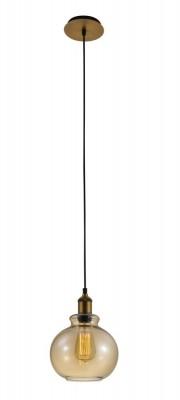 Светильник подвесной Crystal lux OLLA SP1 AMBER 2600/201Ожидается<br>Подвесной светильник – это универсальный вариант, подходящий для любой комнаты. Сегодня производители предлагают огромный выбор таких моделей по самым разным ценам. В каталоге интернет-магазина «Светодом» мы собрали большое количество интересных и оригинальных светильников по выгодной стоимости. Вы можете приобрести их с доставкой в Москву, Екатеринбург и любой другой город России.  Подвесной светильник Crystal lux OLLA SP1 AMBER сразу же привлечет внимание Ваших гостей благодаря стильному исполнению. Благородный дизайн позволит использовать эту модель практически в любом интерьере. Она обеспечит достаточно света и при этом легко монтируется. Чтобы купить подвесной светильник Crystal lux OLLA SP1 AMBER, воспользуйтесь формой на нашем сайте или позвоните менеджерам интернет-магазина.<br><br>Тип цоколя: E27<br>Цвет арматуры: Бронзовый<br>Количество ламп: 1<br>Диаметр, мм мм: 240<br>Длина цепи/провода, мм: 1200<br>Высота, мм: 260<br>MAX мощность ламп, Вт: 60