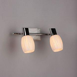 Omnilux Christian OML-21201-02 Настенный светильник браДвойные<br>Светильники-споты – это оригинальные изделия с современным дизайном. Они позволяют не ограничивать свою фантазию при выборе освещения для интерьера. Такие модели обеспечивают достаточно качественный свет. Благодаря компактным размерам Вы можете использовать несколько спотов для одного помещения. <br>Интернет-магазин «Светодом» предлагает необычный светильник-спот Omnilux OML-21201-02 по привлекательной цене. Эта модель станет отличным дополнением к люстре, выполненной в том же стиле. Перед оформлением заказа изучите характеристики изделия. <br>Купить светильник-спот Omnilux OML-21201-02 в нашем онлайн-магазине Вы можете либо с помощью формы на сайте, либо по указанным выше телефонам. Обратите внимание, что у нас склады не только в Москве и Екатеринбурге, но и других городах России.<br><br>S освещ. до, м2: 4<br>Тип лампы: накал-я - энергосбер-я<br>Тип цоколя: E14<br>Цвет арматуры: серебристый<br>Количество ламп: 2<br>Ширина, мм: 300<br>Размеры: W 300 H 170 Выступ 160<br>Выступ, мм: 160<br>Высота, мм: 170<br>MAX мощность ламп, Вт: 40