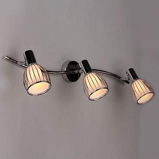 Omnilux Laurent OML-21301-03 Настенный светильник браТройные<br>Светильники-споты – это оригинальные изделия с современным дизайном. Они позволяют не ограничивать свою фантазию при выборе освещения для интерьера. Такие модели обеспечивают достаточно качественный свет. Благодаря компактным размерам Вы можете использовать несколько спотов для одного помещения.  Интернет-магазин «Светодом» предлагает необычный светильник-спот Omnilux OML-21301-03 по привлекательной цене. Эта модель станет отличным дополнением к люстре, выполненной в том же стиле. Перед оформлением заказа изучите характеристики изделия.  Купить светильник-спот Omnilux OML-21301-03 в нашем онлайн-магазине Вы можете либо с помощью формы на сайте, либо по указанным выше телефонам. Обратите внимание, что у нас склады не только в Москве и Екатеринбурге, но и других городах России.<br><br>S освещ. до, м2: 6<br>Тип лампы: накал-я - энергосбер-я<br>Тип цоколя: E14<br>Цвет арматуры: серебристый<br>Количество ламп: 3<br>Ширина, мм: 600<br>Размеры: W 600 H 170 Выступ 150<br>Выступ, мм: 150<br>Высота, мм: 170<br>MAX мощность ламп, Вт: 40