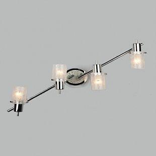 Omnilux Alamita OML-22701-04 Светильник настенный браС 4 лампами<br>Светильники-споты – это оригинальные изделия с современным дизайном. Они позволяют не ограничивать свою фантазию при выборе освещения для интерьера. Такие модели обеспечивают достаточно качественный свет. Благодаря компактным размерам Вы можете использовать несколько спотов для одного помещения.  Интернет-магазин «Светодом» предлагает необычный светильник-спот Omnilux OML-22701-04 по привлекательной цене. Эта модель станет отличным дополнением к люстре, выполненной в том же стиле. Перед оформлением заказа изучите характеристики изделия.  Купить светильник-спот Omnilux OML-22701-04 в нашем онлайн-магазине Вы можете либо с помощью формы на сайте, либо по указанным выше телефонам. Обратите внимание, что у нас склады не только в Москве и Екатеринбурге, но и других городах России.<br><br>S освещ. до, м2: 8<br>Тип лампы: накал-я - энергосбер-я<br>Тип цоколя: E14<br>Цвет арматуры: белый<br>Количество ламп: 4<br>Ширина, мм: 690<br>Размеры: L 170 W 690 H180<br>Выступ, мм: 170<br>Высота, мм: 180<br>Оттенок (цвет): прозрачный<br>MAX мощность ламп, Вт: 40