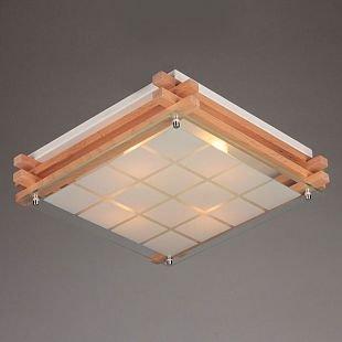 Omnilux Gertrud OML-40517-04 Светильник потолочныйИз дерева<br>Настенно-потолочные светильники – это универсальные осветительные варианты, которые подходят для вертикального и горизонтального монтажа. В интернет-магазине «Светодом» Вы можете приобрести подобные модели по выгодной стоимости. В нашем каталоге представлены как бюджетные варианты, так и эксклюзивные изделия от производителей, которые уже давно заслужили доверие дизайнеров и простых покупателей.  Настенно-потолочный светильник Omnilux OML-40517-04 станет прекрасным дополнением к основному освещению. Благодаря качественному исполнению и применению современных технологий при производстве эта модель будет радовать Вас своим привлекательным внешним видом долгое время. Приобрести настенно-потолочный светильник Omnilux OML-40517-04 можно, находясь в любой точке России.<br><br>S освещ. до, м2: 8<br>Тип лампы: накал-я - энергосбер-я<br>Тип цоколя: E14<br>Цвет арматуры: белый<br>Количество ламп: 4<br>Ширина, мм: 400<br>Размеры: W 400x400 H 90<br>Высота, мм: 90<br>MAX мощность ламп, Вт: 40