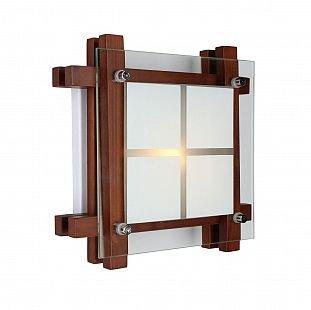Omnilux OML-40527-01 Светильник настенно-потолочныйквадратные светильники<br>Настенно-потолочные светильники – это универсальные осветительные варианты, которые подходят для вертикального и горизонтального монтажа. В интернет-магазине «Светодом» Вы можете приобрести подобные модели по выгодной стоимости. В нашем каталоге представлены как бюджетные варианты, так и эксклюзивные изделия от производителей, которые уже давно заслужили доверие дизайнеров и простых покупателей.  Настенно-потолочный светильник Omnilux OML-40527-01 станет прекрасным дополнением к основному освещению. Благодаря качественному исполнению и применению современных технологий при производстве эта модель будет радовать Вас своим привлекательным внешним видом долгое время. Приобрести настенно-потолочный светильник Omnilux OML-40527-01 можно, находясь в любой точке России.<br><br>S освещ. до, м2: 1<br>Тип лампы: накал-я - энергосбер-я<br>Тип цоколя: E14<br>Цвет арматуры: деревянный<br>Количество ламп: 1<br>Ширина, мм: 230<br>Размеры: H90 W280 L400<br>Выступ, мм: 90<br>MAX мощность ламп, Вт: 40