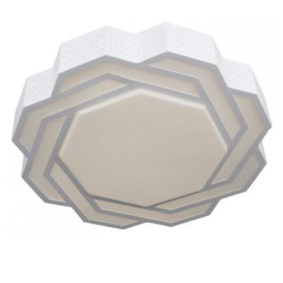 Omnilux OML-43607-40 Светильниккруглые светильники<br>Настенно-потолочные светильники – это универсальные осветительные варианты, которые подходят для вертикального и горизонтального монтажа. В интернет-магазине «Светодом» Вы можете приобрести подобные модели по выгодной стоимости. В нашем каталоге представлены как бюджетные варианты, так и эксклюзивные изделия от производителей, которые уже давно заслужили доверие дизайнеров и простых покупателей.  Настенно-потолочный светильник Omnilux OML-43607-40 станет прекрасным дополнением к основному освещению. Благодаря качественному исполнению и применению современных технологий при производстве эта модель будет радовать Вас своим привлекательным внешним видом долгое время. Приобрести настенно-потолочный светильник Omnilux OML-43607-40 можно, находясь в любой точке России.<br><br>S освещ. до, м2: 16<br>Цветовая t, К: CW - холодный белый 4000 К<br>Тип цоколя: LED<br>Цвет арматуры: белый<br>Количество ламп: 1<br>Диаметр, мм мм: 550<br>Высота, мм: 90<br>MAX мощность ламп, Вт: 40