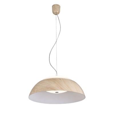 Светильник Omnilux oml-48303-50современные подвесные люстры модерн<br><br><br>Установка на натяжной потолок: Да<br>S освещ. до, м2: 20<br>Тип лампы: LED<br>Тип цоколя: LED<br>Диаметр, мм мм: 450<br>Высота, мм: 300 - 1200<br>MAX мощность ламп, Вт: 50