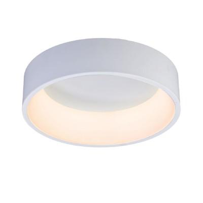 Светильник Omnilux oml-48507-72люстры хай тек потолочные<br><br><br>Установка на натяжной потолок: Да<br>S освещ. до, м2: 29<br>Крепление: Планка<br>Тип лампы: LED<br>Тип цоколя: LED<br>Диаметр, мм мм: 600<br>Высота, мм: 130<br>MAX мощность ламп, Вт: 72