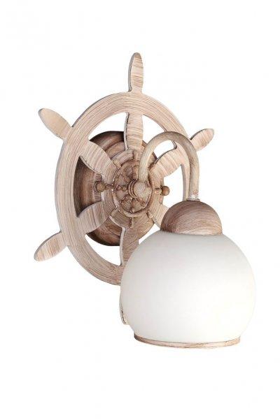 Omnilux OML-50511-01 СветильникРустика<br>В интернет-магазине «Светодом» представлен широкий выбор настенных бра по привлекательной цене. Это качественные товары от популярных мировых производителей. Благодаря большому ассортименту Вы обязательно подберете под свой интерьер наиболее подходящий вариант.  Оригинальное настенное бра Omnilux OML-50511-01 можно использовать для освещения не только гостиной, но и прихожей или спальни. Модель выполнена из современных материалов, поэтому прослужит на протяжении долгого времени. Обратите внимание на технические характеристики, чтобы сделать правильный выбор.  Чтобы купить настенное бра Omnilux OML-50511-01 в нашем интернет-магазине, воспользуйтесь «Корзиной» или позвоните менеджерам компании «Светодом» по указанным на сайте номерам. Мы доставляем заказы по Москве, Екатеринбургу и другим российским городам.<br><br>Тип цоколя: E27<br>Цвет арматуры: коричневый<br>Количество ламп: 1<br>Ширина, мм: 240<br>Выступ, мм: 180<br>Высота, мм: 280<br>MAX мощность ламп, Вт: 60