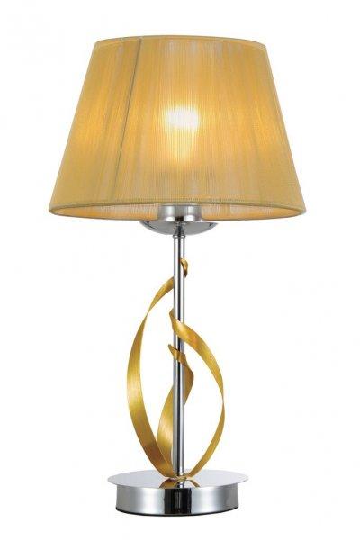 Omnilux OML-61604-01 СветильникНастольные лампы с абажуром<br>Настольная лампа – это не просто источник дополнительного освещения, но и оригинальный элемент декора. Его можно установить в спальне, гостиной, кабинете и других комнатах. Интернет-магазин «Светодом» предлагает настольные лампы разных стилей по доступным ценам. Благодаря большому ассортименту Вы обязательно найдете в нашем каталоге именно ту модель, которую искали.   Настольная лампа Omnilux OML-61604-01 – прекрасный вариант для завершения интерьера. Ее можно включить одновременно с люстрой для более яркого освещения или без нее для создания уютной атмосферы, настраивающей на отдых.   Купить настольную лампу Omnilux OML-61604-01 Вы можете с помощью виртуальной «Корзины» или по контактным номерам, указанным на сайте.<br><br>Тип цоколя: E27<br>Цвет арматуры: серебристый<br>Количество ламп: 1<br>Диаметр, мм мм: 250<br>Высота, мм: 460<br>MAX мощность ламп, Вт: 60