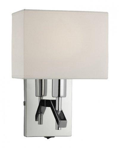 Omnilux OML-61801-01 Светильниксовременные бра модерн<br>В интернет-магазине «Светодом» представлен широкий выбор настенных бра по привлекательной цене. Это качественные товары от популярных мировых производителей. Благодаря большому ассортименту Вы обязательно подберете под свой интерьер наиболее подходящий вариант.  Оригинальное настенное бра Omnilux OML-61801-01 можно использовать для освещения не только гостиной, но и прихожей или спальни. Модель выполнена из современных материалов, поэтому прослужит на протяжении долгого времени. Обратите внимание на технические характеристики, чтобы сделать правильный выбор.  Чтобы купить настенное бра Omnilux OML-61801-01 в нашем интернет-магазине, воспользуйтесь «Корзиной» или позвоните менеджерам компании «Светодом» по указанным на сайте номерам. Мы доставляем заказы по Москве, Екатеринбургу и другим российским городам.<br><br>Тип цоколя: E14<br>Цвет арматуры: серебристый<br>Количество ламп: 1<br>Ширина, мм: 170<br>Выступ, мм: 165<br>Высота, мм: 250<br>MAX мощность ламп, Вт: 40