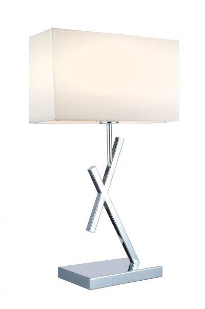 Omnilux OML-61804-01 СветильникСовременные настольные лампы модерн<br>Настольная лампа – это не просто источник дополнительного освещения, но и оригинальный элемент декора. Его можно установить в спальне, гостиной, кабинете и других комнатах. Интернет-магазин «Светодом» предлагает настольные лампы разных стилей по доступным ценам. Благодаря большому ассортименту Вы обязательно найдете в нашем каталоге именно ту модель, которую искали.   Настольная лампа Omnilux OML-61804-01 – прекрасный вариант для завершения интерьера. Ее можно включить одновременно с люстрой для более яркого освещения или без нее для создания уютной атмосферы, настраивающей на отдых.   Купить настольную лампу Omnilux OML-61804-01 Вы можете с помощью виртуальной «Корзины» или по контактным номерам, указанным на сайте.<br><br>Тип цоколя: E27<br>Цвет арматуры: серебристый<br>Количество ламп: 1<br>Ширина, мм: 130<br>Высота, мм: 550<br>MAX мощность ламп, Вт: 60