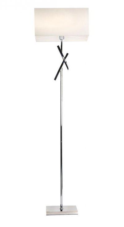 Omnilux OML-61805-01 Светильниксовременные торшеры<br>Торшер – это не просто функциональный предмет интерьера, позволяющий обеспечить дополнительное освещение, но и оригинальный декоративный элемент. Интернет-магазин «Светодом» предлагает стильные модели от известных производителей по доступным ценам. У нас Вы найдете и классические напольные светильники, и современные варианты.   Торшер OML-61805-01 Omnilux сразу же привлекает внимание благодаря своему необычному дизайну. Модель выполнена из качественных материалов, что обеспечит ее надежную и долговечную работу. Такой напольный светильник можно использовать для интерьера не только гостиной, но и спальни или кабинета.   Купить торшер OML-61805-01 Omnilux по выгодной стоимости Вы можете с помощью нашего сайта. У нас склады в Москве, Екатеринбурге, Санкт-Петербурге, Новосибирске и другим городам России.<br><br>Тип цоколя: E27<br>Цвет арматуры: серебристый<br>Количество ламп: 1<br>Ширина, мм: 200<br>Высота, мм: 1540<br>MAX мощность ламп, Вт: 60