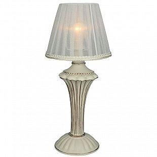 Omnilux Stefano OML-73204-01 Лампа настольнаяКлассические<br>Настольная лампа – это не просто источник дополнительного освещения, но и оригинальный элемент декора. Его можно установить в спальне, гостиной, кабинете и других комнатах. Интернет-магазин «Светодом» предлагает настольные лампы разных стилей по доступным ценам. Благодаря большому ассортименту Вы обязательно найдете в нашем каталоге именно ту модель, которую искали.   Настольная лампа Omnilux OML-73204-01 – прекрасный вариант для завершения интерьера. Ее можно включить одновременно с люстрой для более яркого освещения или без нее для создания уютной атмосферы, настраивающей на отдых.   Купить настольную лампу Omnilux OML-73204-01 Вы можете с помощью виртуальной «Корзины» или по контактным номерам, указанным на сайте.<br><br>Тип лампы: накал-я - энергосбер-я<br>Тип цоколя: E14<br>Цвет арматуры: белый<br>Количество ламп: 1<br>Диаметр, мм мм: 180<br>Размеры: H400 D180<br>Высота, мм: 400<br>Оттенок (цвет): золото, кремовый<br>MAX мощность ламп, Вт: 40