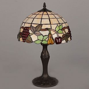 Omnilux List OML-80304-01 Лампа настольнаяНастольные лампы тиффани<br>Настольная лампа – это не просто источник дополнительного освещения, но и оригинальный элемент декора. Его можно установить в спальне, гостиной, кабинете и других комнатах. Интернет-магазин «Светодом» предлагает настольные лампы разных стилей по доступным ценам. Благодаря большому ассортименту Вы обязательно найдете в нашем каталоге именно ту модель, которую искали.   Настольная лампа Omnilux OML-80304-01 – прекрасный вариант для завершения интерьера. Ее можно включить одновременно с люстрой для более яркого освещения или без нее для создания уютной атмосферы, настраивающей на отдых.   Купить настольную лампу Omnilux OML-80304-01 Вы можете с помощью виртуальной «Корзины» или по контактным номерам, указанным на сайте.<br><br>Тип лампы: накал-я - энергосбер-я<br>Тип цоколя: E27<br>Количество ламп: 1<br>Диаметр, мм мм: 300<br>Размеры: D 300 H 500<br>Высота, мм: 500<br>MAX мощность ламп, Вт: 60