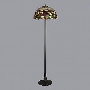 Omnilux Wendly OML-80305-03 Торшер тиффаниТиффани<br>Торшер – это не просто функциональный предмет интерьера, позволяющий обеспечить дополнительное освещение, но и оригинальный декоративный элемент. Интернет-магазин «Светодом» предлагает стильные модели от известных производителей по доступным ценам. У нас Вы найдете и классические напольные светильники, и современные варианты.   Торшер OML-80305-03 Omnilux сразу же привлекает внимание благодаря своему необычному дизайну. Модель выполнена из качественных материалов, что обеспечит ее надежную и долговечную работу. Такой напольный светильник можно использовать для интерьера не только гостиной, но и спальни или кабинета.   Купить торшер OML-80305-03 Omnilux по выгодной стоимости Вы можете с помощью нашего сайта. У нас склады в Москве, Екатеринбурге, Санкт-Петербурге, Новосибирске и другим городам России.<br><br>Тип лампы: накал-я - энергосбер-я<br>Тип цоколя: E27<br>Количество ламп: 3<br>Диаметр, мм мм: 460<br>Размеры: H1600 D460<br>Высота, мм: 1600<br>Оттенок (цвет): разноцветный<br>MAX мощность ламп, Вт: 60