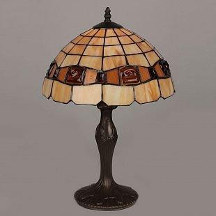 Omnilux Medallion OML-80504-01 Лампа настольнаяТиффани<br>Настольная лампа – это не просто источник дополнительного освещения, но и оригинальный элемент декора. Его можно установить в спальне, гостиной, кабинете и других комнатах. Интернет-магазин «Светодом» предлагает настольные лампы разных стилей по доступным ценам. Благодаря большому ассортименту Вы обязательно найдете в нашем каталоге именно ту модель, которую искали.   Настольная лампа Omnilux OML-80504-01 – прекрасный вариант для завершения интерьера. Ее можно включить одновременно с люстрой для более яркого освещения или без нее для создания уютной атмосферы, настраивающей на отдых.   Купить настольную лампу Omnilux OML-80504-01 Вы можете с помощью виртуальной «Корзины» или по контактным номерам, указанным на сайте.<br><br>Тип лампы: накал-я - энергосбер-я<br>Тип цоколя: E27<br>Количество ламп: 1<br>Диаметр, мм мм: 300<br>Размеры: D 300 H 500<br>Высота, мм: 500<br>MAX мощность ламп, Вт: 60