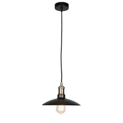 Omnilux OML-90806-01 СветильникОдиночные<br><br><br>S освещ. до, м2: 3<br>Тип лампы: Накаливания / энергосбережения / светодиодная<br>Тип цоколя: E27<br>Количество ламп: 1<br>Диаметр, мм мм: 260<br>Высота, мм: 300 - 1100<br>MAX мощность ламп, Вт: 60