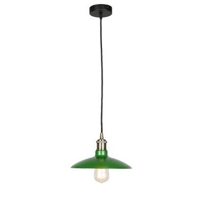 Omnilux OML-90826-01 Светильникодиночные подвесные светильники<br><br><br>S освещ. до, м2: 3<br>Тип лампы: Накаливания / энергосбережения / светодиодная<br>Тип цоколя: E27<br>Количество ламп: 1<br>Диаметр, мм мм: 260<br>Высота, мм: 300 - 1100<br>MAX мощность ламп, Вт: 60