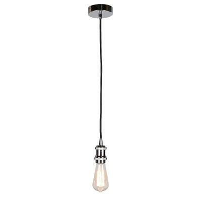 Omnilux OML-91216-01 СветильникОдиночные<br><br><br>S освещ. до, м2: 3<br>Тип лампы: Накаливания / энергосбережения / светодиодная<br>Тип цоколя: E27<br>Количество ламп: 1<br>MAX мощность ламп, Вт: 60<br>Диаметр, мм мм: 100<br>Высота, мм: 300 - 1100