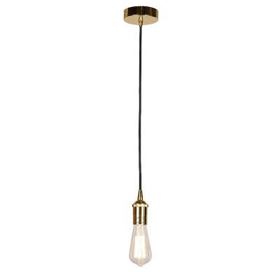 Omnilux OML-91226-01 СветильникОдиночные<br><br><br>S освещ. до, м2: 3<br>Тип лампы: Накаливания / энергосбережения / светодиодная<br>Тип цоколя: E27<br>Количество ламп: 1<br>Диаметр, мм мм: 100<br>Высота, мм: 300 - 1100<br>MAX мощность ламп, Вт: 60