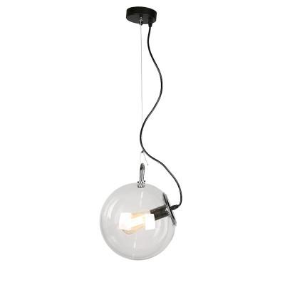 Подвесной светильник Omnilux OML-91406-01 Patriziaподвесные люстры лофт<br>Подвесной светильник Omnilux OML-91406-01 Patrizia сразу же привлечет внимание благодаря своему необычному лофтовому дизайну и брутальному исполнению. Модель выполнена из качественных материалов, что обеспечивает ее надежную и долговечную работу. Такой вариант светильника можно использовать для интерьера не только гостиной, но и спальни или кабинета.