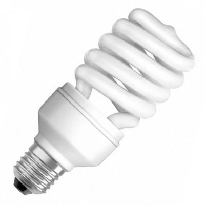 Лампа энергосберегающая OSRAM DST MINI TWIST(MTW) 23W/827 220-240VСпиральные<br><br><br>Цветовая t, К: 2700<br>Тип лампы: Энергосбережения<br>MAX мощность ламп, Вт: 23