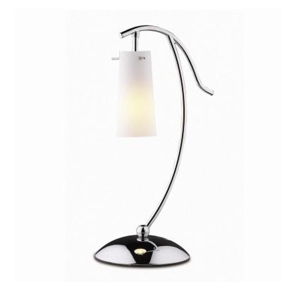 Настольная лампа Odeon light 1252/1TСовременные<br>Настольная лампа – это не просто источник дополнительного освещения, но и оригинальный элемент декора. Его можно установить в спальне, гостиной, кабинете и других комнатах. Интернет-магазин «Светодом» предлагает настольные лампы разных стилей по доступным ценам. Благодаря большому ассортименту Вы обязательно найдете в нашем каталоге именно ту модель, которую искали. <br> Настольная лампа Odeon light 1252/1T – прекрасный вариант для завершения интерьера. Ее можно включить одновременно с люстрой для более яркого освещения или без нее для создания уютной атмосферы, настраивающей на отдых. <br> Купить настольную лампу Odeon light 1252/1T Вы можете с помощью виртуальной «Корзины» или по контактным номерам, указанным на сайте.<br><br>S освещ. до, м2: 2<br>Тип лампы: накаливания / энергосбережения / LED-светодиодная<br>Тип цоколя: E14<br>Цвет арматуры: серебристый<br>Количество ламп: 1<br>Ширина, мм: 210<br>Высота, мм: 380<br>MAX мощность ламп, Вт: 40