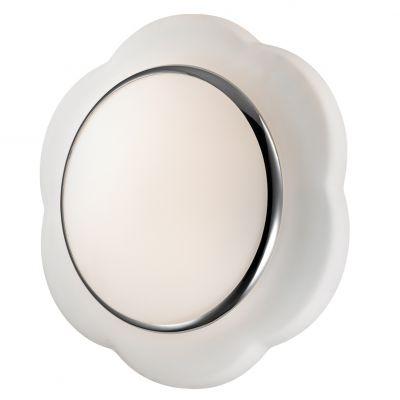 Светильник Odeon light 2403/2CКруглые<br>Настенно-потолочные светильники – это универсальные осветительные варианты, которые подходят для вертикального и горизонтального монтажа. В интернет-магазине «Светодом» Вы можете приобрести подобные модели по выгодной стоимости. В нашем каталоге представлены как бюджетные варианты, так и эксклюзивные изделия от производителей, которые уже давно заслужили доверие дизайнеров и простых покупателей.  Настенно-потолочный светильник Odeon light 2403/2C станет прекрасным дополнением к основному освещению. Благодаря качественному исполнению и применению современных технологий при производстве эта модель будет радовать Вас своим привлекательным внешним видом долгое время. Приобрести настенно-потолочный светильник Odeon light 2403/2C можно, находясь в любой точке России.<br><br>S освещ. до, м2: 5<br>Крепление: настенное<br>Тип лампы: накаливания / энергосбережения / LED-светодиодная<br>Тип цоколя: E27<br>Цвет арматуры: белый<br>Количество ламп: 2<br>Диаметр, мм мм: 300<br>Высота, мм: 110<br>Оттенок (цвет): белый<br>MAX мощность ламп, Вт: 40