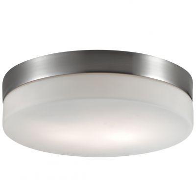 Светильник Odeon light 2405/1AКруглые<br>Итальянский светильник Odeon light 2405/1A станет желанным приобретением для всех ценителей современных стилей оформления интерьера! Универсальная круглая форма, сочетание «металлического» и матового белого оттенков, отсутствие «утяжеляющих» конструкцию декоративных деталей, делают этот осветительный прибор подходящим в любую по функциональному назначению комнату с невысоким потолком и во все существующие цветовые гаммы. Площадь освещения составляет 4 кв.м., поэтому рекомендуем Вам использовать светильник в качестве дополнительной подсветки.<br><br>S освещ. до, м2: 4<br>Крепление: потолочное<br>Тип лампы: накаливания / энергосбережения / LED-светодиодная<br>Тип цоколя: E14<br>Количество ламп: 1<br>MAX мощность ламп, Вт: 60<br>Диаметр, мм мм: 235<br>Высота, мм: 75<br>Оттенок (цвет): белый<br>Цвет арматуры: серый