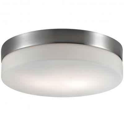 Светильник Odeon light 2405/1CКруглые<br>Потолочный светильник Odeon light 2405/1C идеально впишется в интерьер в стиле «хай-тек» и в любой, где предпочтение отдается современным технологиям, материалам и минимализму. Универсальная круглая форма, сочетание «металлического» и матового белого оттенков, отсутствие «утяжеляющих» конструкцию декоративных деталей, делают этот осветительный прибор подходящим в любую по функциональному назначению комнату с невысоким потолком и во все существующие цветовые гаммы. Площадь освещения составляет 4 кв.м., поэтому рекомендуем Вам использовать светильник в качестве дополнительной подсветки.<br><br>S освещ. до, м2: 4<br>Крепление: потолочное<br>Тип лампы: накаливания / энергосбережения / LED-светодиодная<br>Тип цоколя: E14<br>Цвет арматуры: серый<br>Количество ламп: 1<br>Диаметр, мм мм: 185<br>Высота, мм: 75<br>Оттенок (цвет): белый<br>MAX мощность ламп, Вт: 60