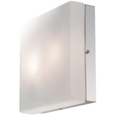 Светильник Odeon light 2406/2AКвадратные<br>Настенно-потолочный светильник Odeon light 2406/2A предназначен для оформления комнаты в «минималистичном» дизайне. Это может быть как, например, гостиная в стиле «хай-тек», так и ванная, в которой «строгая» форма и отсутствие дополнительных декоративных элементов, придутся «к месту» и будут выглядеть идеально. Такой светильник можно смело использовать в офисе, магазине, салоне красоты и любых других нежилых помещениях, там он будет создавать деловую обстановку и придавать комнате респектабельный вид.<br><br>S освещ. до, м2: 8<br>Крепление: настенное<br>Тип лампы: накаливания / энергосбережения / LED-светодиодная<br>Тип цоколя: E14<br>Количество ламп: 2<br>Ширина, мм: 300<br>MAX мощность ламп, Вт: 60<br>Длина, мм: 300<br>Высота, мм: 80<br>Оттенок (цвет): белый<br>Цвет арматуры: серый