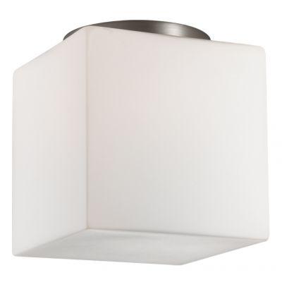 Светильник Odeon light 2407/1CКвадратные<br>Настенно-потолочные светильники – это универсальные осветительные варианты, которые подходят для вертикального и горизонтального монтажа. В интернет-магазине «Светодом» Вы можете приобрести подобные модели по выгодной стоимости. В нашем каталоге представлены как бюджетные варианты, так и эксклюзивные изделия от производителей, которые уже давно заслужили доверие дизайнеров и простых покупателей.  Настенно-потолочный светильник Odeon light 2407/1C станет прекрасным дополнением к основному освещению. Благодаря качественному исполнению и применению современных технологий при производстве эта модель будет радовать Вас своим привлекательным внешним видом долгое время. Приобрести настенно-потолочный светильник Odeon light 2407/1C можно, находясь в любой точке России.<br><br>S освещ. до, м2: 2<br>Крепление: потолочное<br>Тип лампы: накаливания / энергосбережения / LED-светодиодная<br>Тип цоколя: E27<br>Количество ламп: 1<br>Ширина, мм: 160<br>MAX мощность ламп, Вт: 60<br>Длина, мм: 160<br>Высота, мм: 185<br>Оттенок (цвет): белый<br>Цвет арматуры: серый
