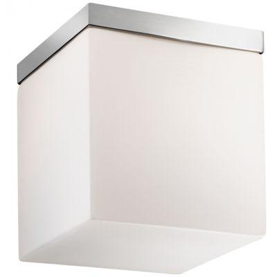 Светильник Odeon light 2408/1CКвадратные<br>Настенно-потолочные светильники – это универсальные осветительные варианты, которые подходят для вертикального и горизонтального монтажа. В интернет-магазине «Светодом» Вы можете приобрести подобные модели по выгодной стоимости. В нашем каталоге представлены как бюджетные варианты, так и эксклюзивные изделия от производителей, которые уже давно заслужили доверие дизайнеров и простых покупателей.  Настенно-потолочный светильник Odeon light 2408/1C станет прекрасным дополнением к основному освещению. Благодаря качественному исполнению и применению современных технологий при производстве эта модель будет радовать Вас своим привлекательным внешним видом долгое время. Приобрести настенно-потолочный светильник Odeon light 2408/1C можно, находясь в любой точке России.<br><br>S освещ. до, м2: 2<br>Крепление: потолочное<br>Тип лампы: накаливания / энергосбережения / LED-светодиодная<br>Тип цоколя: E27<br>Количество ламп: 1<br>Ширина, мм: 160<br>MAX мощность ламп, Вт: 60<br>Длина, мм: 160<br>Высота, мм: 185<br>Оттенок (цвет): белый<br>Цвет арматуры: серый