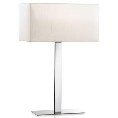 Настольная лампа Odeon light 2421/1TС абажуром<br>Настольная лампа – это не просто источник дополнительного освещения, но и оригинальный элемент декора. Его можно установить в спальне, гостиной, кабинете и других комнатах. Интернет-магазин «Светодом» предлагает настольные лампы разных стилей по доступным ценам. Благодаря большому ассортименту Вы обязательно найдете в нашем каталоге именно ту модель, которую искали.   Настольная лампа Odeon light 2421/1T  – прекрасный вариант для завершения интерьера. Ее можно включить одновременно с люстрой для более яркого освещения или без нее для создания уютной атмосферы, настраивающей на отдых.   Купить настольную лампу Odeon light 2421/1T  Вы можете с помощью виртуальной «Корзины» или по контактным номерам, указанным на сайте.<br><br>S освещ. до, м2: 4<br>Тип лампы: накал-я - энергосбер-я<br>Тип цоколя: E27<br>Цвет арматуры: серебристый<br>Количество ламп: 1<br>Ширина, мм: 390<br>Высота, мм: 594<br>Оттенок (цвет): белый<br>MAX мощность ламп, Вт: 60