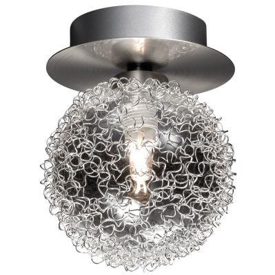 Светильник Odeon light 2460/1CНакладные точечные<br>Настенно-потолочные светильники – это универсальные осветительные варианты, которые подходят для вертикального и горизонтального монтажа. В интернет-магазине «Светодом» Вы можете приобрести подобные модели по выгодной стоимости. В нашем каталоге представлены как бюджетные варианты, так и эксклюзивные изделия от производителей, которые уже давно заслужили доверие дизайнеров и простых покупателей.  Настенно-потолочный светильник Odeon light 2460/1C станет прекрасным дополнением к основному освещению. Благодаря качественному исполнению и применению современных технологий при производстве эта модель будет радовать Вас своим привлекательным внешним видом долгое время.  Приобрести настенно-потолочный светильник Odeon light 2460/1C можно, находясь в любой точке России.<br><br>Установка на натяжной потолок: Ограничено<br>S освещ. до, м2: 2<br>Крепление: Планка<br>Тип лампы: галогенная / LED-светодиодная<br>Тип цоколя: G9<br>Цвет арматуры: серый<br>Количество ламп: 1<br>Диаметр, мм мм: 110<br>Высота, мм: 150<br>Оттенок (цвет): белый<br>MAX мощность ламп, Вт: 40