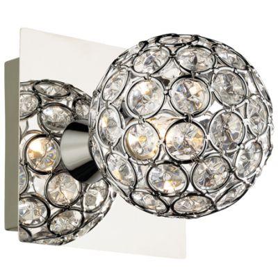 Подсветка Odeon light 2472/1WМодерн<br><br><br>S освещ. до, м2: 2<br>Крепление: настенное<br>Тип товара: Светильник настенный бра<br>Тип лампы: галогенная / LED-светодиодная<br>Тип цоколя: G9<br>Количество ламп: 1<br>Ширина, мм: 100<br>MAX мощность ламп, Вт: 40<br>Расстояние от стены, мм: 120<br>Высота, мм: 100<br>Оттенок (цвет): белый<br>Цвет арматуры: серебристый