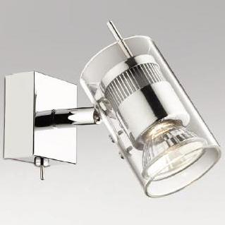 Подсветка Odeon light 2474/1WОдиночные<br>Светильники-споты – это оригинальные изделия с современным дизайном. Они позволяют не ограничивать свою фантазию при выборе освещения для интерьера. Такие модели обеспечивают достаточно качественный свет. Благодаря компактным размерам Вы можете использовать несколько спотов для одного помещения.  Интернет-магазин «Светодом» предлагает необычный светильник-спот Odeon light 2474/1W по привлекательной цене. Эта модель станет отличным дополнением к люстре, выполненной в том же стиле. Перед оформлением заказа изучите характеристики изделия.  Купить светильник-спот Odeon light 2474/1W в нашем онлайн-магазине Вы можете либо с помощью формы на сайте, либо по указанным выше телефонам. Обратите внимание, что у нас склады не только в Москве и Екатеринбурге, но и других городах России.<br><br>S освещ. до, м2: 3<br>Крепление: настенное<br>Тип лампы: галогенная / LED-светодиодная<br>Тип цоколя: GU10<br>Количество ламп: 1<br>Ширина, мм: 60<br>MAX мощность ламп, Вт: 50<br>Высота, мм: 125<br>Оттенок (цвет): белый<br>Цвет арматуры: серебристый