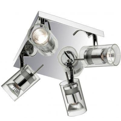 Подсветка Odeon light 2474/4CПоворотные<br>Компания «Светодом» предлагает широкий ассортимент люстр от известных производителей. Представленные в нашем каталоге товары выполнены из современных материалов и обладают отличным качеством. Благодаря широкому ассортименту Вы сможете найти у нас люстру под любой интерьер. Мы предлагаем как классические варианты, так и современные модели, отличающиеся лаконичностью и простотой форм.  Стильная люстра Odeon light 2474/4C  станет украшением любого дома. Эта модель от известного производителя не оставит равнодушным ценителей красивых и оригинальных предметов интерьера. Люстра Odeon light 2474/4C  обеспечит равномерное распределение света по всей комнате. При выборе обратите внимание на характеристики, позволяющие приобрести наиболее подходящую модель. Купить понравившуюся люстру по доступной цене Вы можете в интернет-магазине «Светодом». Мы предлагаем доставку не только по Москве и Екатеринбурге, но и по всей России.<br><br>Установка на натяжной потолок: Ограничено<br>S освещ. до, м2: 15<br>Крепление: Планка<br>Тип лампы: галогенная / LED-светодиодная<br>Тип цоколя: GU10<br>Количество ламп: 4<br>Ширина, мм: 220<br>MAX мощность ламп, Вт: 50<br>Длина, мм: 220<br>Высота, мм: 125<br>Оттенок (цвет): белый<br>Цвет арматуры: серебристый