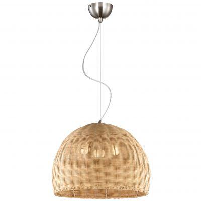 Люстра Odeon light 2490/3Из ротанга и eco<br><br><br>Установка на натяжной потолок: Да<br>S освещ. до, м2: 12<br>Крепление: Планка<br>Тип товара: Люстра<br>Скидка, %: 20<br>Тип лампы: накаливания / энергосбережения / LED-светодиодная<br>Тип цоколя: E27<br>Количество ламп: 3<br>MAX мощность ламп, Вт: 60<br>Диаметр, мм мм: 400<br>Высота, мм: 1000<br>Оттенок (цвет): желтый<br>Цвет арматуры: серый