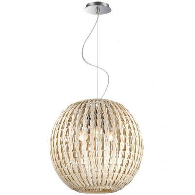 Люстра Odeon light 2492/3AИз ротанга и eco<br><br><br>Установка на натяжной потолок: Да<br>S освещ. до, м2: 12<br>Крепление: Планка<br>Тип товара: Люстра<br>Тип лампы: накаливания / энергосбережения / LED-светодиодная<br>Тип цоколя: E27<br>Количество ламп: 3<br>MAX мощность ламп, Вт: 60<br>Диаметр, мм мм: 400<br>Высота, мм: 1100<br>Оттенок (цвет): бежевый<br>Цвет арматуры: серый