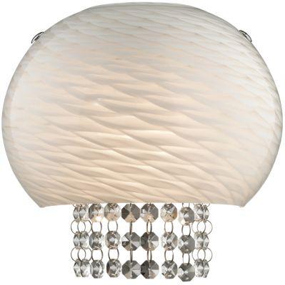 Светильник Odeon light 2567/1WСовременные<br><br><br>S освещ. до, м2: 2<br>Крепление: настенное<br>Тип лампы: галогенная / LED-светодиодная<br>Тип цоколя: G9<br>Цвет арматуры: серебристый<br>Количество ламп: 1<br>Ширина, мм: 220<br>Высота, мм: 160<br>Оттенок (цвет): белый<br>MAX мощность ламп, Вт: 40