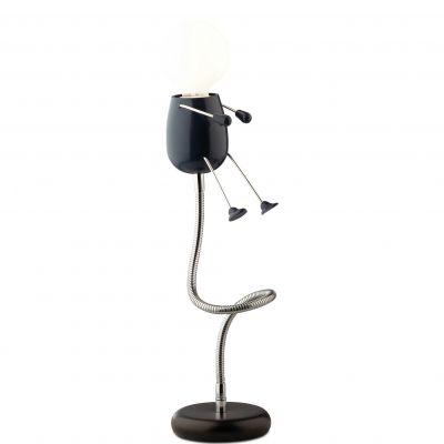 Настольная лампа Odeon light 2582/1TХай тек<br>Настольная лампа – это не просто источник дополнительного освещения, но и оригинальный элемент декора. Его можно установить в спальне, гостиной, кабинете и других комнатах. Интернет-магазин «Светодом» предлагает настольные лампы разных стилей по доступным ценам. Благодаря большому ассортименту Вы обязательно найдете в нашем каталоге именно ту модель, которую искали.   Настольная лампа Odeon light 2582/1T  – прекрасный вариант для завершения интерьера. Ее можно включить одновременно с люстрой для более яркого освещения или без нее для создания уютной атмосферы, настраивающей на отдых.   Купить настольную лампу Odeon light 2582/1T  Вы можете с помощью виртуальной «Корзины» или по контактным номерам, указанным на сайте.<br><br>S освещ. до, м2: 2<br>Тип лампы: накаливания / энергосбережения / LED-светодиодная<br>Тип цоколя: E27<br>Цвет арматуры: серебристый<br>Количество ламп: 1<br>Диаметр, мм мм: 120<br>Высота, мм: 380<br>Оттенок (цвет): белый<br>MAX мощность ламп, Вт: 40