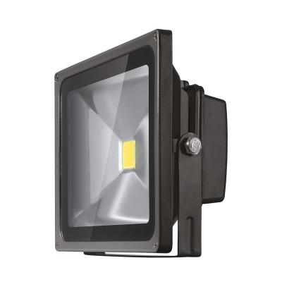 Светильник светодиодный ОНЛАЙТ 71 659 OFL-50-4K-BL-IP65-LEDCветодиодные<br>Светодиодные прожекторы «Онлайт» являются энергоэффективным аналогом стандартных галогенных прожекторов.  Основные преимущества  • Высокая степень защиты от пыли и влаги IP65   • Высокоэффективные светодиоды COB Epistar   • Компактный алюминиевый корпус с увеличенной площадью рассеивания обеспечивает эффективный теплоотвод   • Алюминиевый рефлектор обеспечивает мощный направленный свет   • Высокоэффективный драйвер, построенный на интегральной микросхеме, обеспечивает высокий коэффициент мощности (PFgt; 0.9) и стабильную работу при широком диапазоне входных напряжений без пульсаций светового потока   • Корпус драйвера защищен дополнительно от воздействия пыли и влаги, что обеспечивает степень защиты — IP67  • Срок службы 40 000 часов.<br>