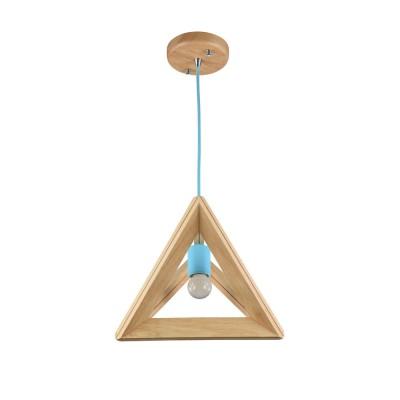 Купить Подвесной светильник Maytoni P110-PL-01-BL Pyramide, Германия