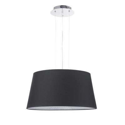 Люстра Maytoni P179-PL-01-B Calvin CeilingПодвесные<br><br><br>S освещ. до, м2: 12<br>Тип лампы: накаливания / энергосбережения / LED-светодиодная<br>Тип цоколя: E27<br>Цвет арматуры: Хром серебристый<br>Количество ламп: 4<br>Диаметр, мм мм: 500<br>Высота полная, мм: 1350<br>Высота, мм: 250<br>MAX мощность ламп, Вт: 60