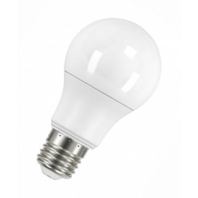 Светодиодная лампа OSRAM PARA A60 12W WW E27Стандартный вид<br>В интернет-магазине «Светодом» можно купить не только люстры и светильники, но и лампочки. В нашем каталоге представлены светодиодные, галогенные, энергосберегающие модели и лампы накаливания. В ассортименте имеются изделия разной мощности, поэтому у нас Вы сможете приобрести все необходимое для освещения.   Лампа OSRAM PARA A60 12W WW E27 обеспечит отличное качество освещения. При покупке ознакомьтесь с параметрами в разделе «Характеристики», чтобы не ошибиться в выборе. Там же указано, для каких осветительных приборов Вы можете использовать лампу OSRAM PARA A60 12W WW E27OSRAM PARA A60 12W WW E27.   Для оформления покупки воспользуйтесь «Корзиной». При наличии вопросов Вы можете позвонить нашим менеджерам по одному из контактных номеров. Мы доставляем заказы в Москву, Екатеринбург и другие города России.<br><br>Тип лампы: LED<br>Тип цоколя: E27<br>MAX мощность ламп, Вт: 12