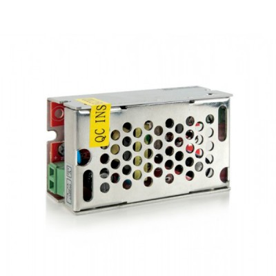 Блок питания LED STRIP PS 15W 12VБлоки питания<br><br><br>Ширина, мм: 48<br>MAX мощность ламп, Вт: 15<br>Длина, мм: 77<br>Высота, мм: 20