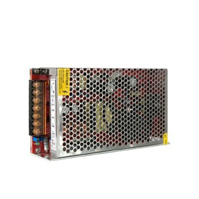 Блок питания для светодиодной ленты 100 Вт LED STRIP 12VБлоки питания<br><br><br>Ширина, мм: 98<br>MAX мощность ламп, Вт: 100<br>Длина, мм: 163<br>Высота, мм: 38