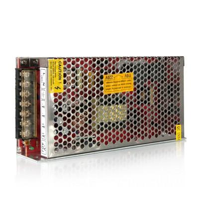 Блок питания LED STRIP PS 250W 12VБлоки питания<br><br><br>Ширина, мм: 100<br>MAX мощность ламп, Вт: 250<br>Длина, мм: 200<br>Высота, мм: 50