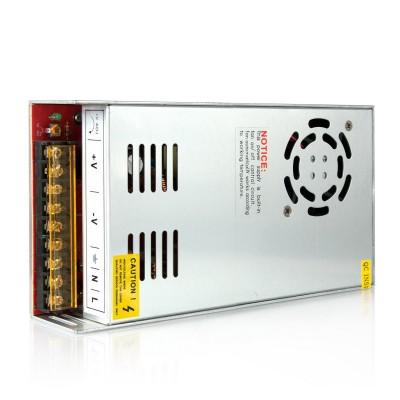 Блок питания LED STRIP PS 400W 12VБлоки питания<br><br><br>MAX мощность ламп, Вт: 400<br>Размеры: 215х115х50